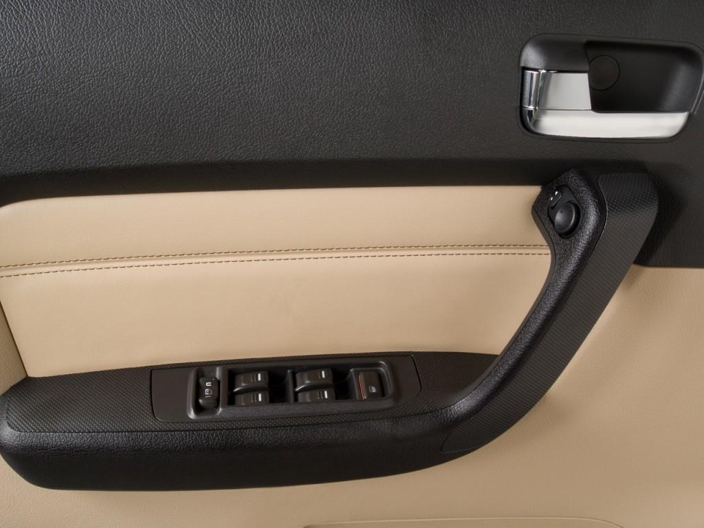 image 2008 hummer h3 4wd 4 door suv h3x door controls. Black Bedroom Furniture Sets. Home Design Ideas