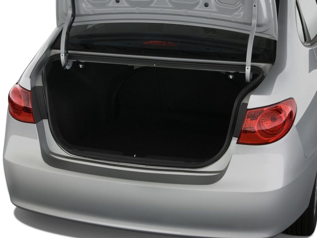 image 2008 hyundai elantra 4 door sedan auto se trunk size 1024 x 768 type gif posted on. Black Bedroom Furniture Sets. Home Design Ideas