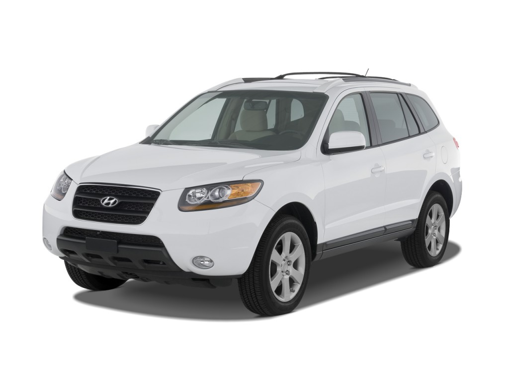 Elegant 2008 Hyundai Santa Fe Review, Ratings, Specs, Prices, And Photos   The Car  Connection