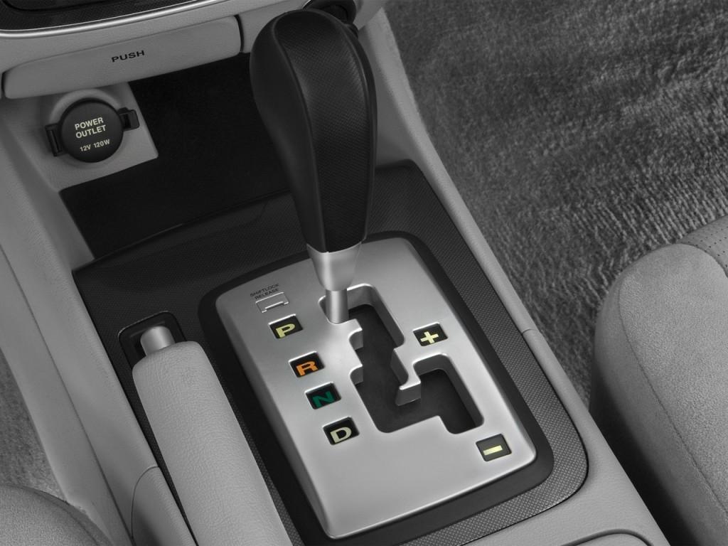 Image 2008 Hyundai Sonata 4 Door Sedan V6 Auto Gls Gear Shift Size 1024 X 768 Type Gif