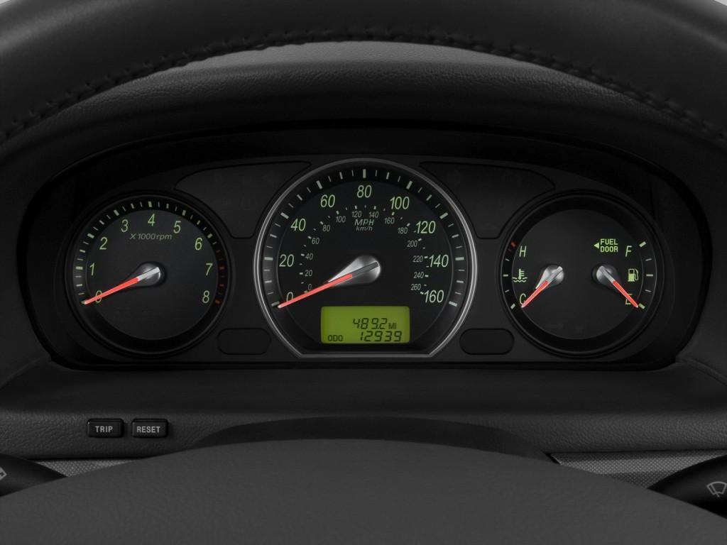 Hyundai Sonata Door Sedan V Auto Gls Instrument Cluster L