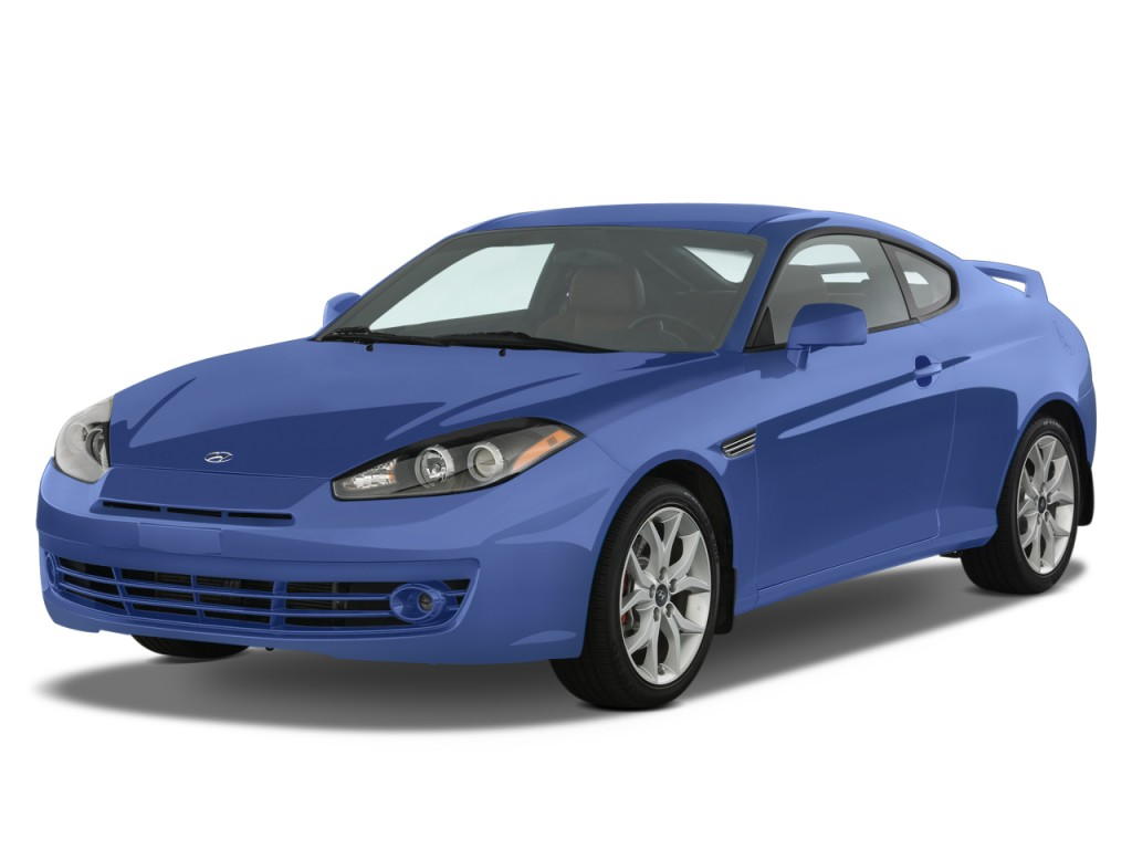 2008 Hyundai Tiburon Review Ratings Specs Prices And Photos The Car Connection