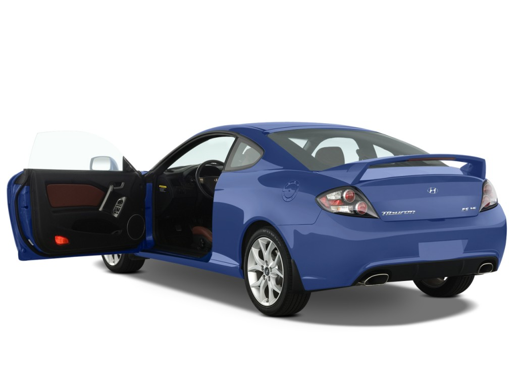 Image: 2008 Hyundai Tiburon 2-door Coupe Auto GT Limited ...