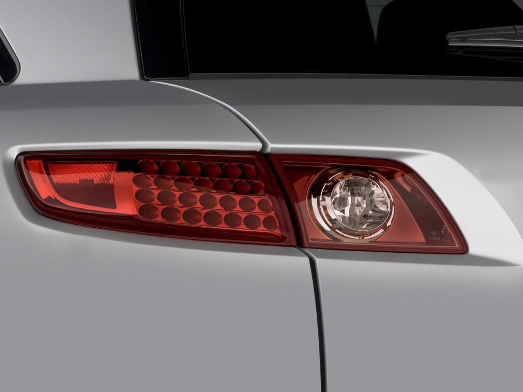 Image: 2008 Infiniti FX35 RWD 4-door Tail Light, size ...
