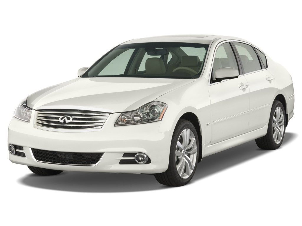 2008 INFINITI M45 Review Ratings Specs Prices And Photos