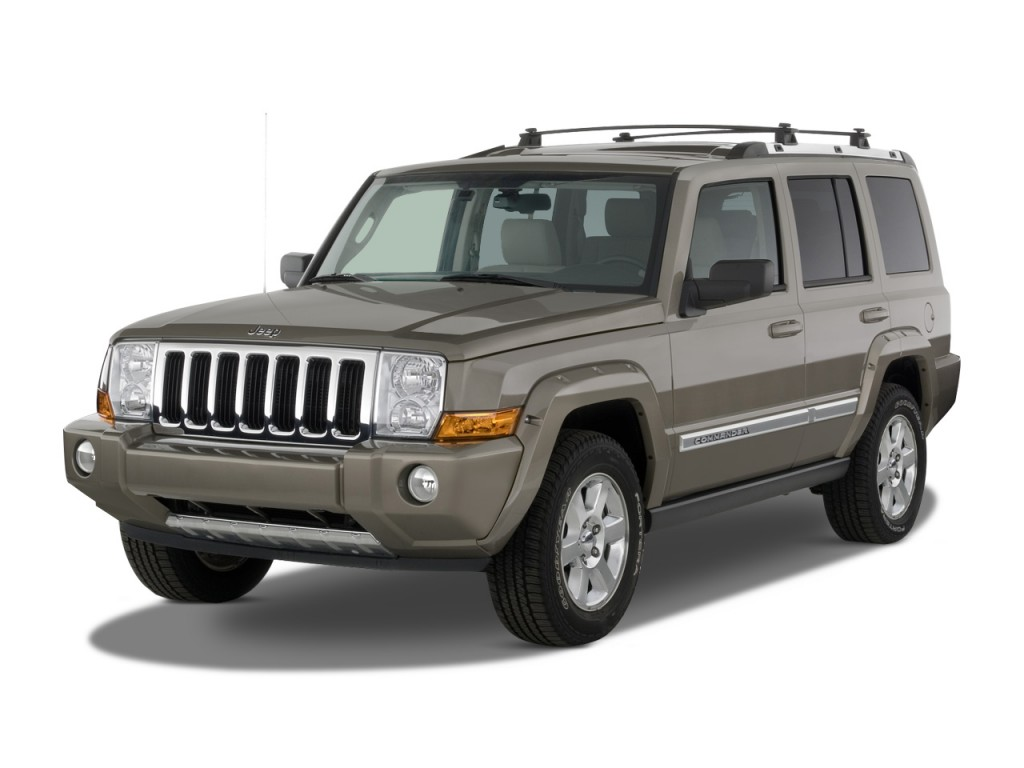 Superior 2008 Jeep Commander Review, Ratings, Specs, Prices, And Photos   The Car  Connection