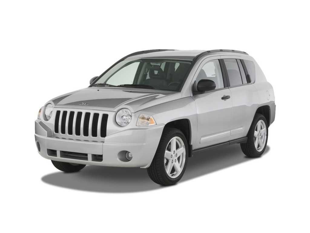 2008 Jeep Compass Review, Ratings, Specs, Prices, And Photos   The Car  Connection