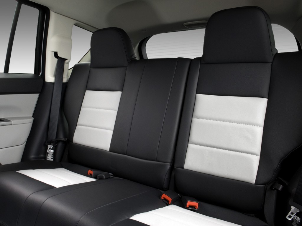 Image: 2008 Jeep Compass FWD 4-door Limited Rear Seats ...