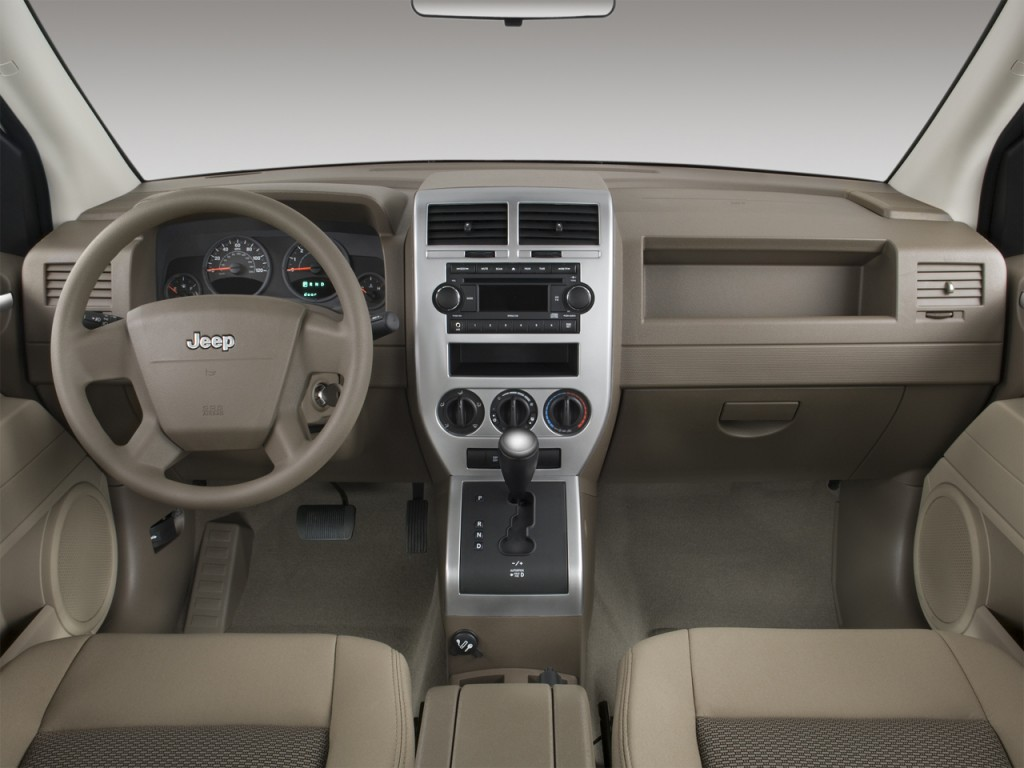 image 2008 jeep compass fwd 4 door sport dashboard size 1024 x 768 type gif posted on. Black Bedroom Furniture Sets. Home Design Ideas