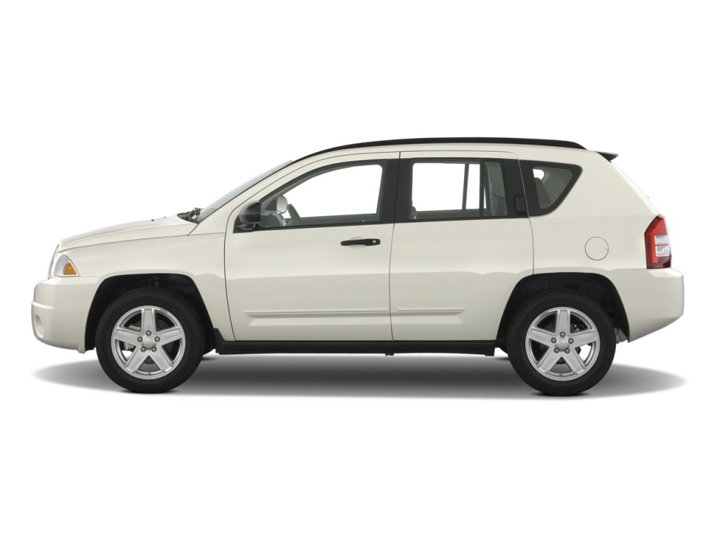 image: 2008 jeep compass fwd 4-door sport side exterior view, size