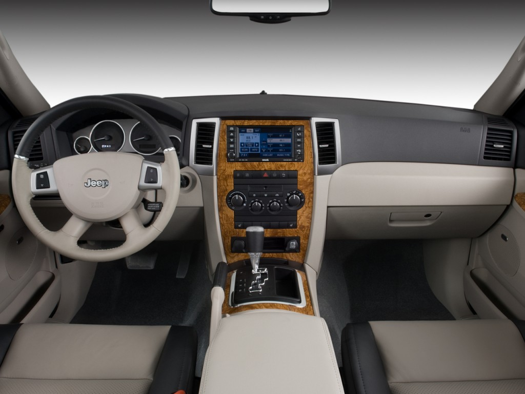 image 2008 jeep grand cherokee rwd 4 door limited dashboard size 1024 x 768 type gif. Black Bedroom Furniture Sets. Home Design Ideas