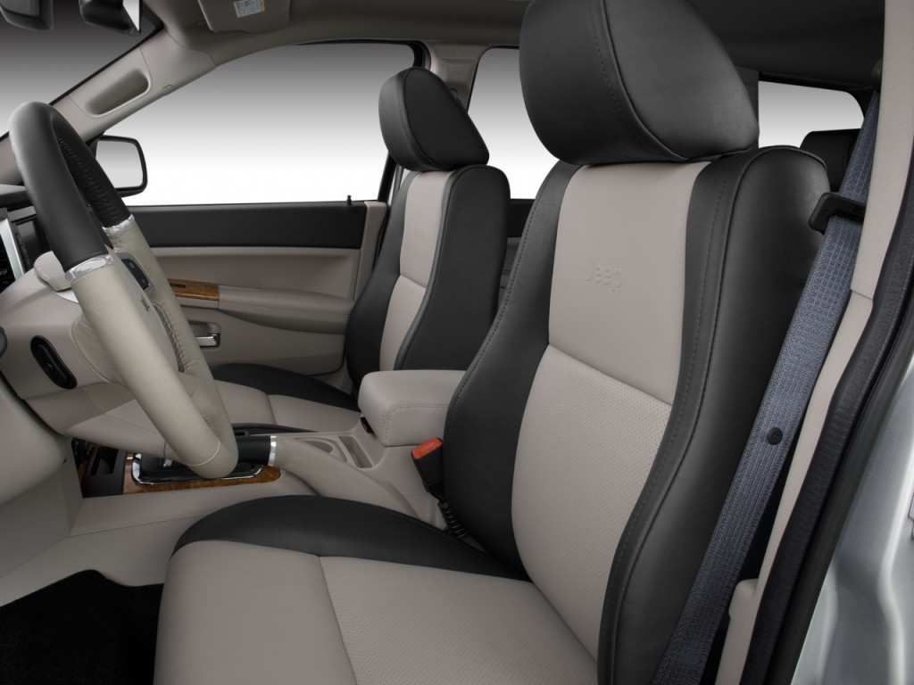 image 2008 jeep grand cherokee rwd 4 door limited front seats size 1024 x 768 type gif. Black Bedroom Furniture Sets. Home Design Ideas