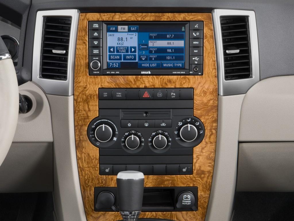 image 2008 jeep grand cherokee rwd 4 door limited. Black Bedroom Furniture Sets. Home Design Ideas