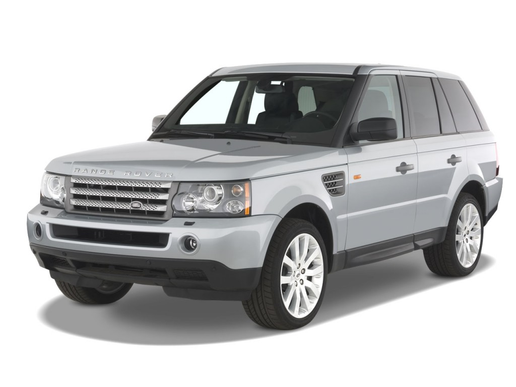 2008 Land Rover Range Rover Sport Review, Ratings, Specs, Prices, and  Photos - The Car Connection
