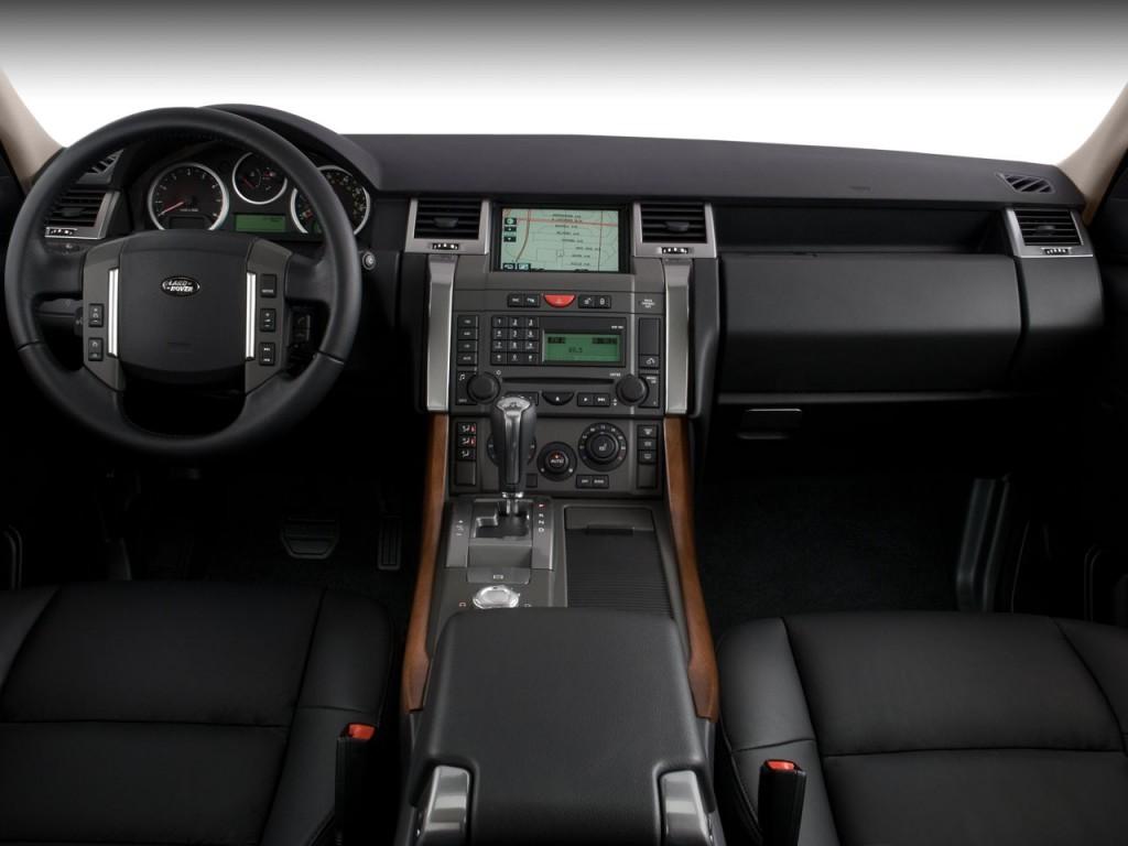 Image: 2008 Land Rover Range Rover Sport 4WD 4-door SC ...