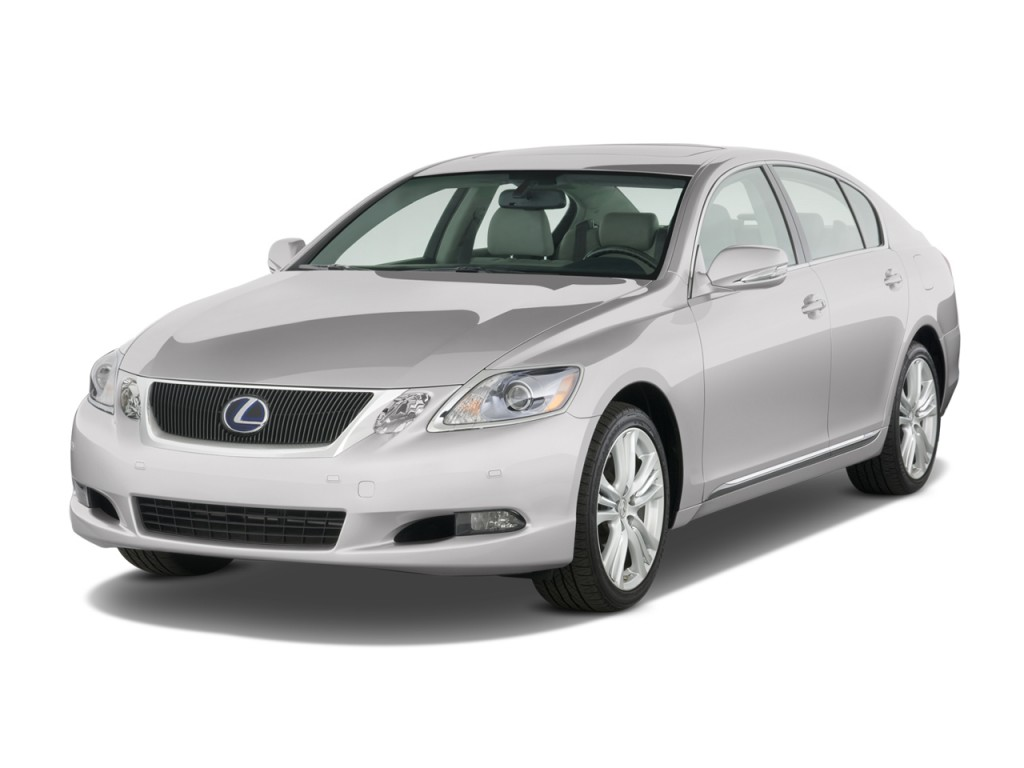 2008 Lexus GS 450h Review, Ratings, Specs, Prices, and Photos - The ...