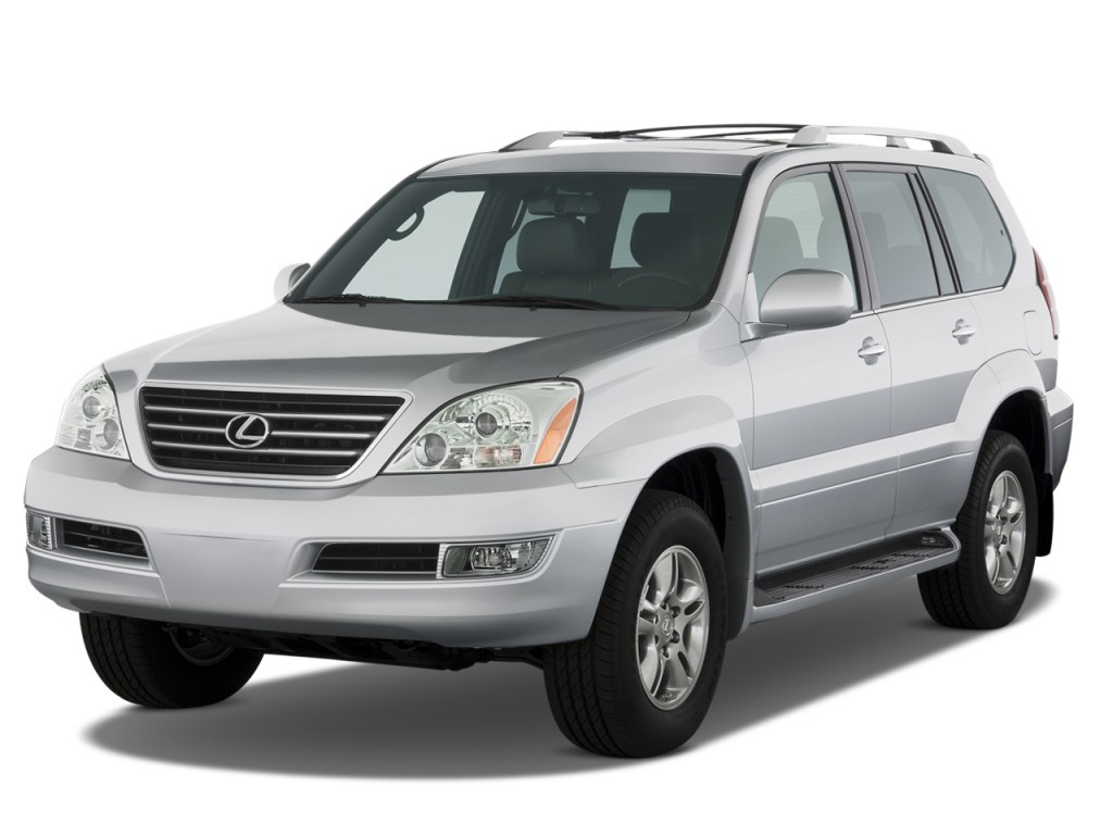 2008 Lexus GX Review, Ratings, Specs, Prices, And Photos   The Car  Connection