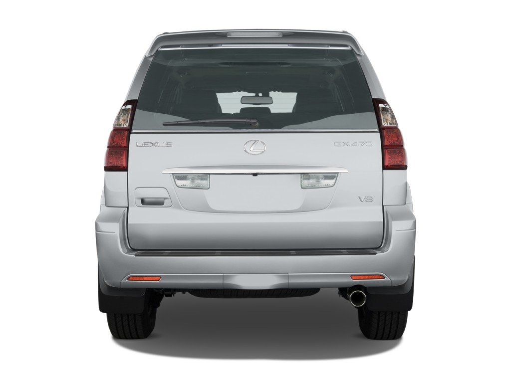 image 2008 lexus gx 470 4wd 4 door rear exterior view size 1024 x 768 type gif posted on. Black Bedroom Furniture Sets. Home Design Ideas