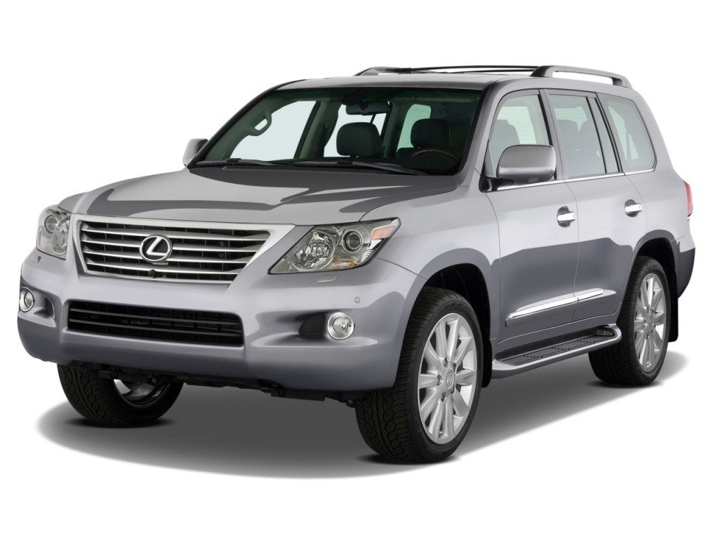 2008 Lexus LX Review, Ratings, Specs, Prices, and Photos - The Car