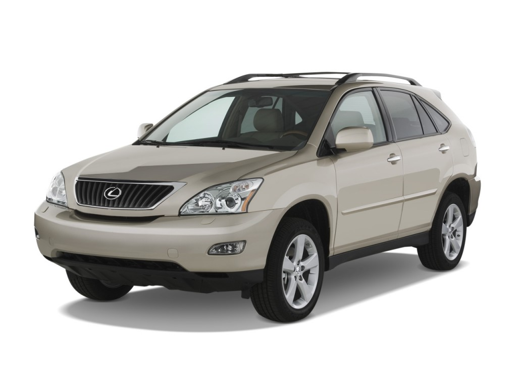 2008 Lexus RX Review, Ratings, Specs, Prices, and Photos
