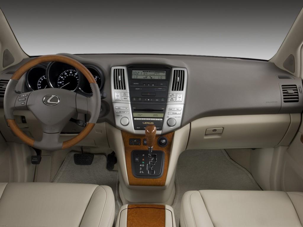 Diesel Trucks For Sale Smart Chevrolet >> Image: 2008 Lexus RX 350 FWD 4-door Dashboard, size: 1024 ...
