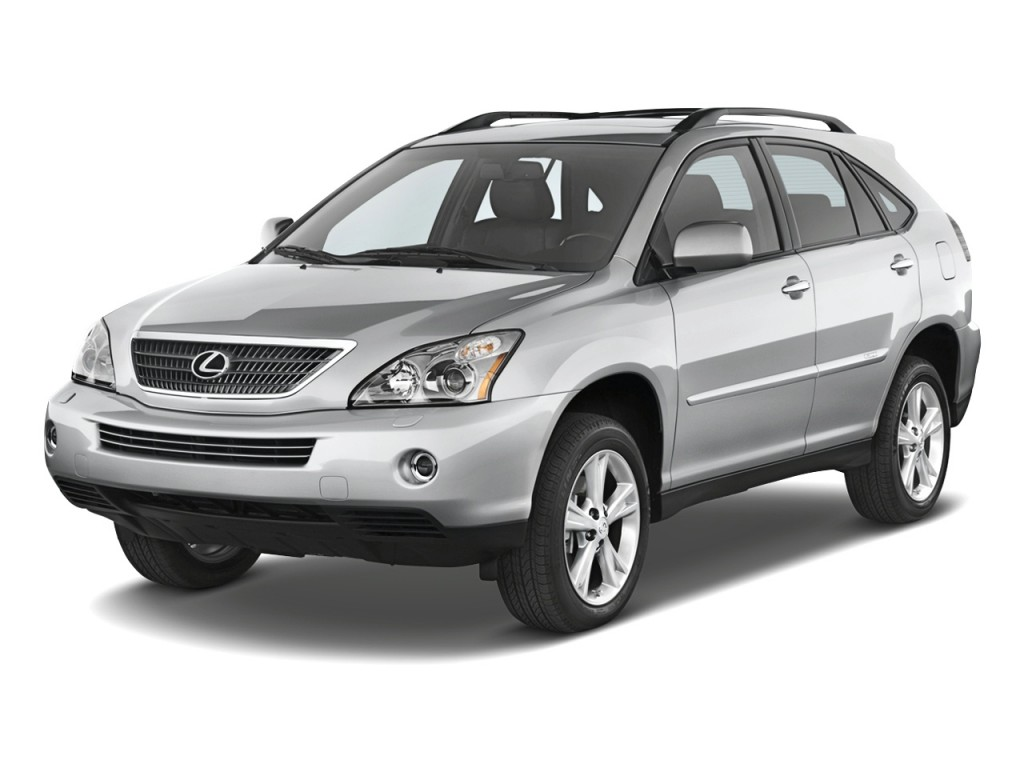 2008 Lexus Rx 400h Review Ratings Specs Prices And Photos The Car Connection