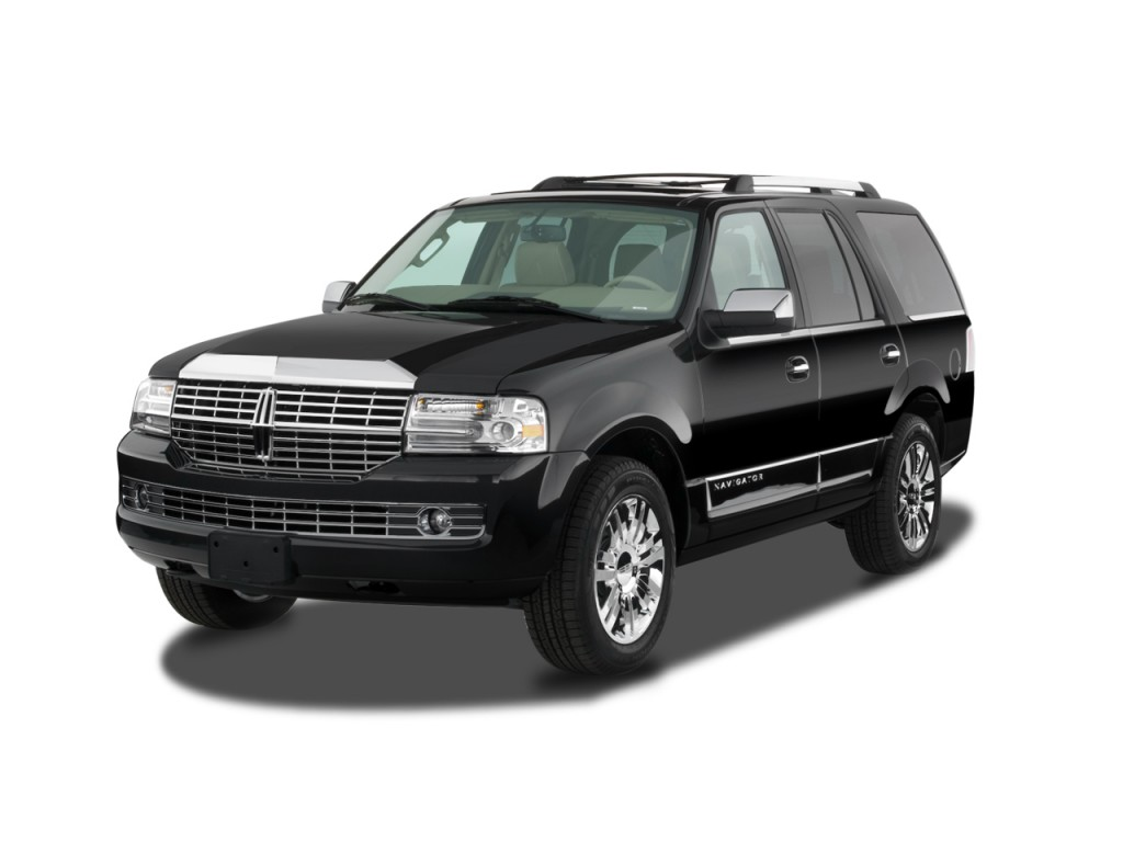 2008 Lincoln Navigator Review Ratings Specs Prices And Photos The Car Connection