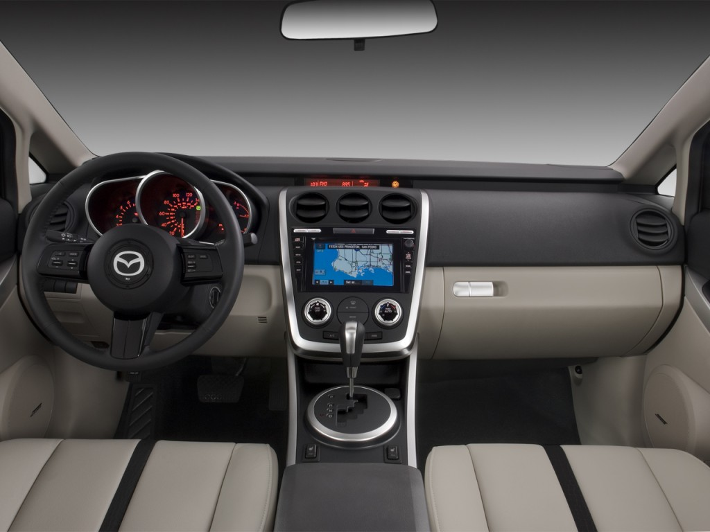 image 2008 mazda cx 7 fwd 4 door grand touring dashboard size 1024 x 768 type gif posted. Black Bedroom Furniture Sets. Home Design Ideas