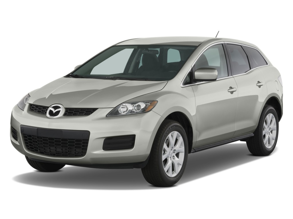 2008 Mazda Cx 7 Review Ratings Specs Prices And Photos The Car Connection
