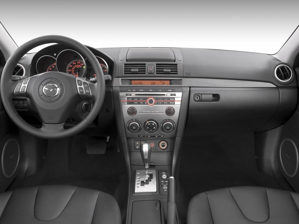 Image 2008 Mazda Mazda3 5dr Hb Auto S Grand Touring