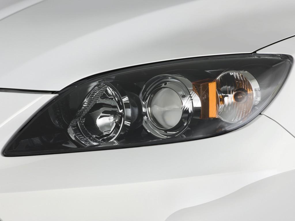 Image 2008 Mazda Mazda3 5dr Hb Man Mazdaspeed3 Sport Headlight Size 1024 X 768 Type Gif