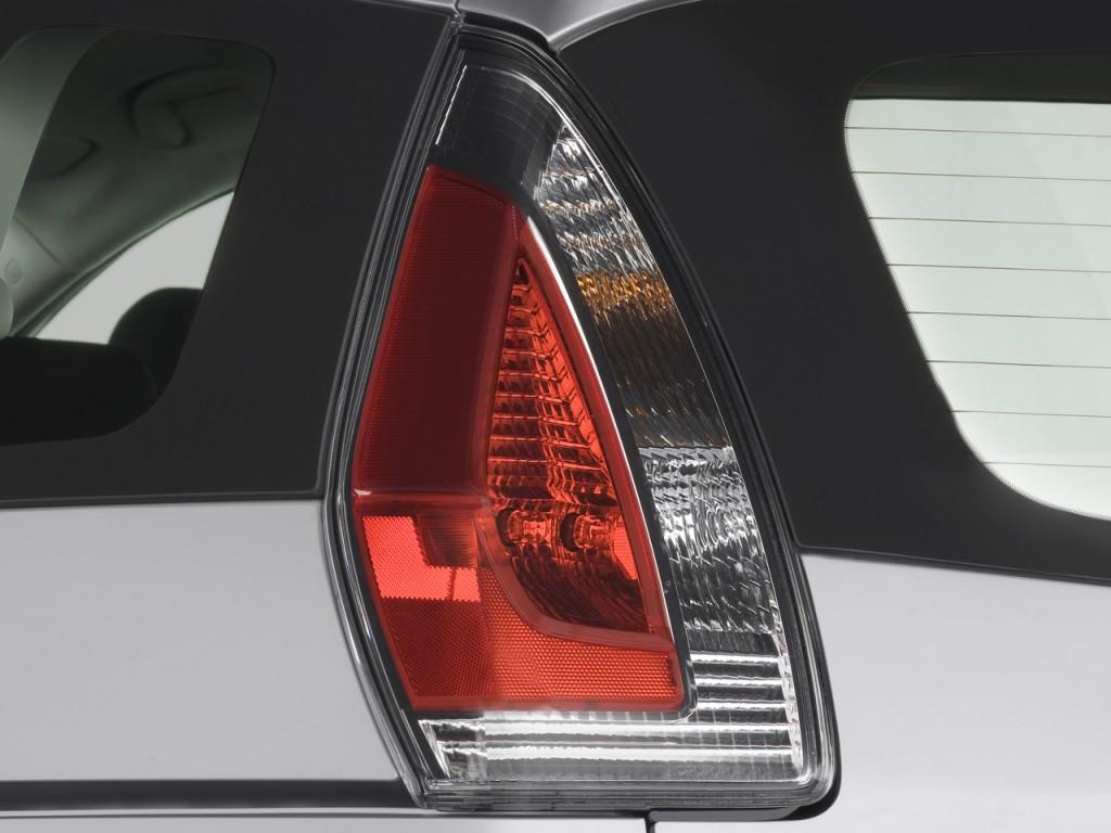Image: 2008 Mazda MAZDA5 4-door Wagon Auto Sport Tail ...