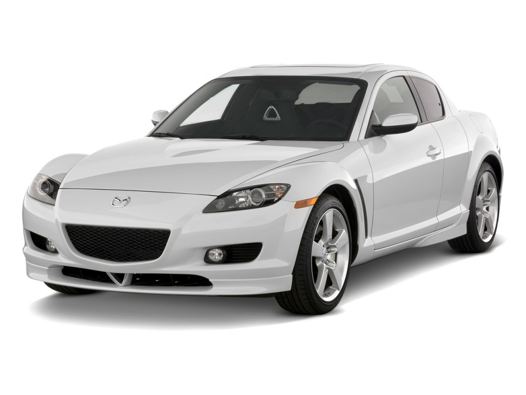 2008 Mazda RX 8 Review, Ratings, Specs, Prices, And Photos   The Car  Connection