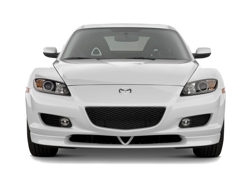 image 2008 mazda rx 8 4 door coupe auto grand touring front exterior view size 1024 x 768. Black Bedroom Furniture Sets. Home Design Ideas