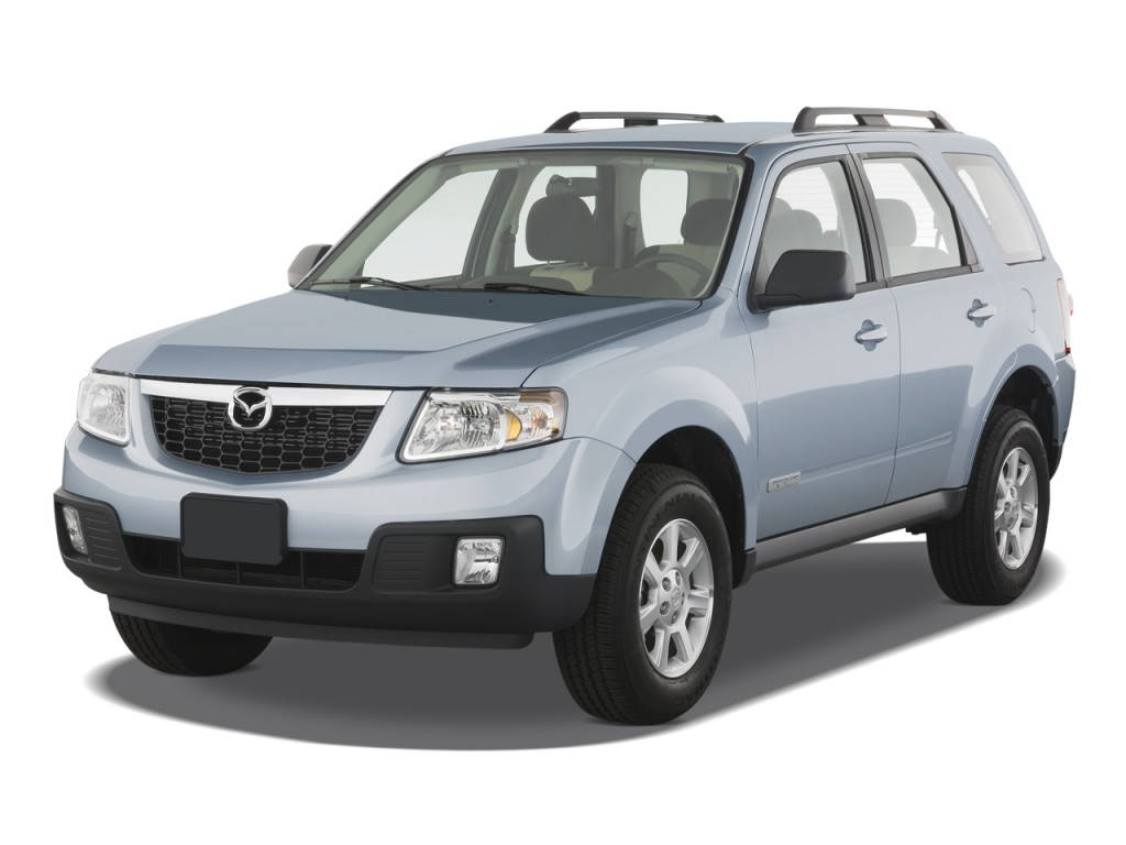 2008 mazda tribute review, ratings, specs, prices, and photos - the