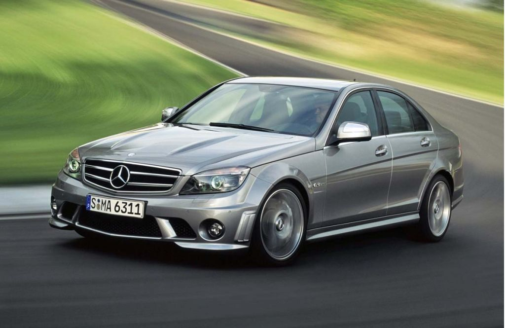 2008 mercedes benz c63 amg review ratings specs prices for Mercedes benz new car prices