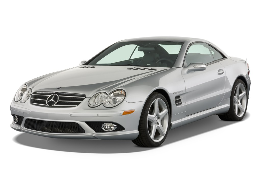 2008 Mercedes Benz Sl Class Review Ratings Specs Prices And Photos The Car Connection