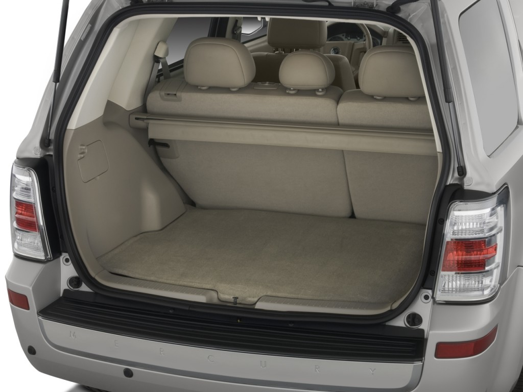 Image 2008 Mercury Mariner Fwd 4 Door I4 Hybrid Trunk Size 1024 X 768 Type Gif Posted On