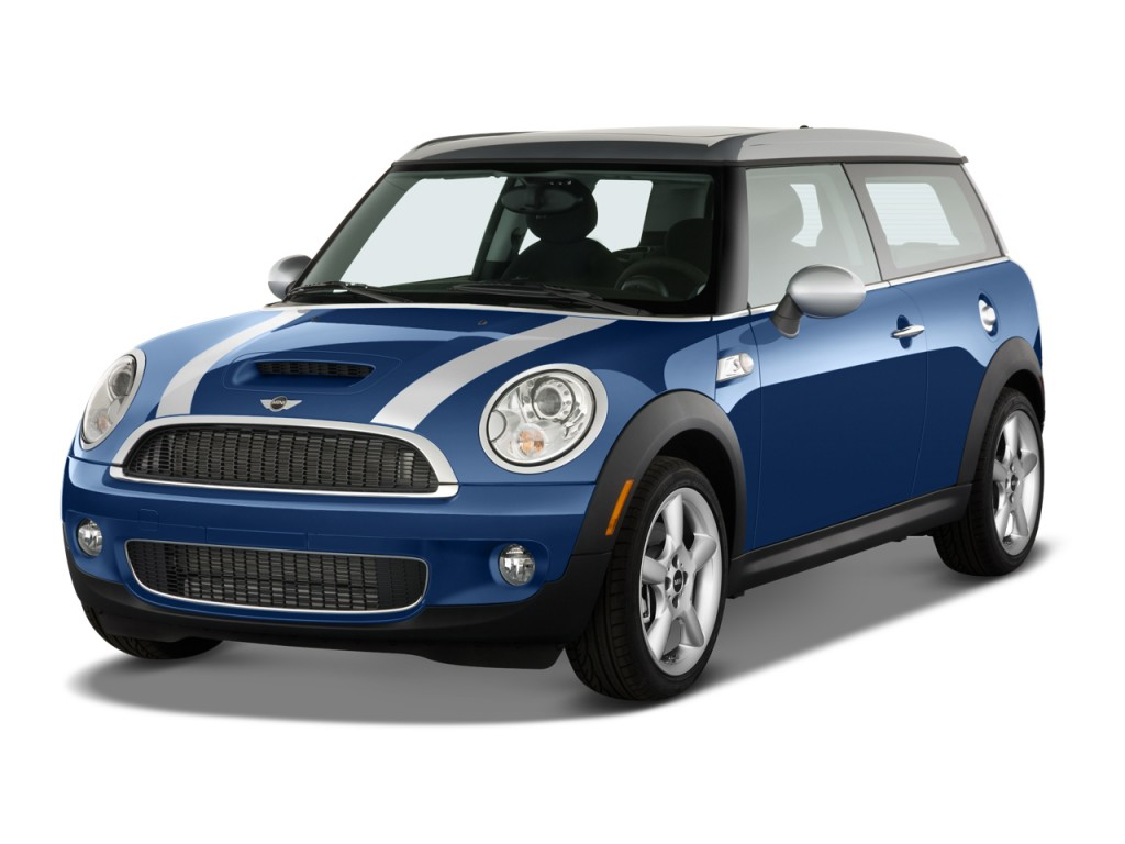 2008 Mini Clubman Review Ratings