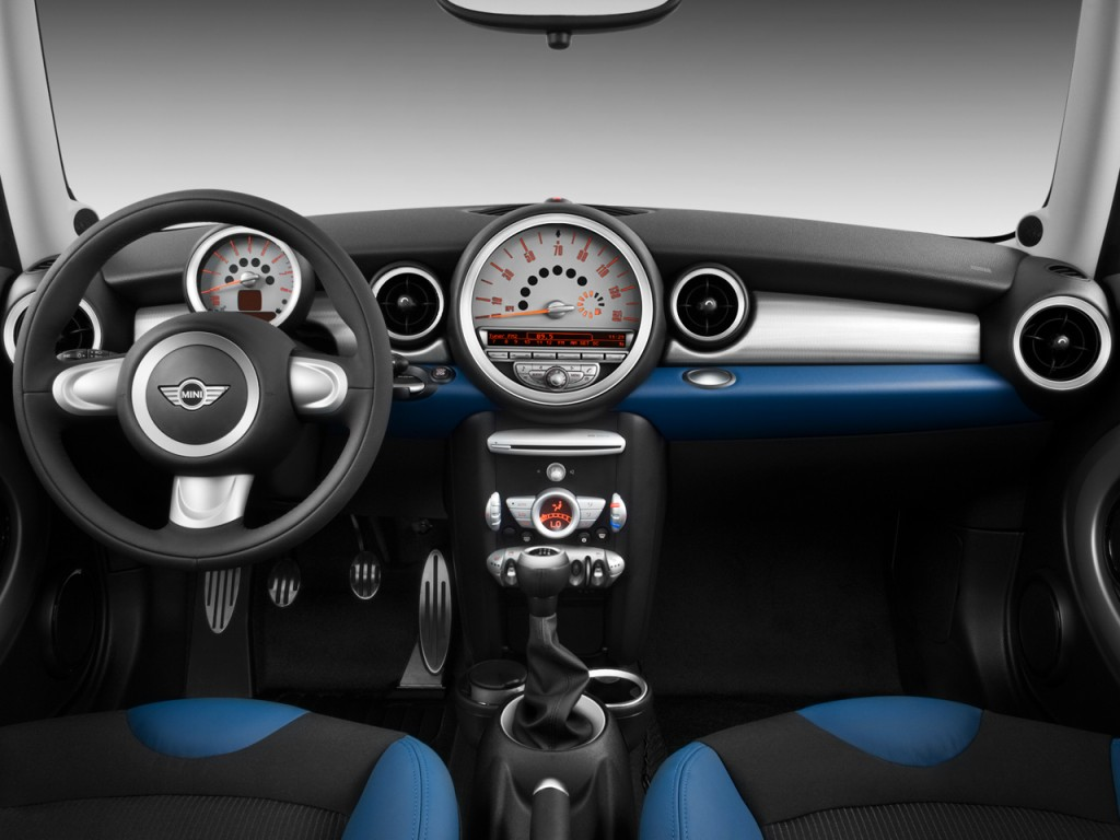 Image 2008 Mini Cooper Clubman 2 Door Coupe S Dashboard Size 1024 X 768 Type Gif Posted On