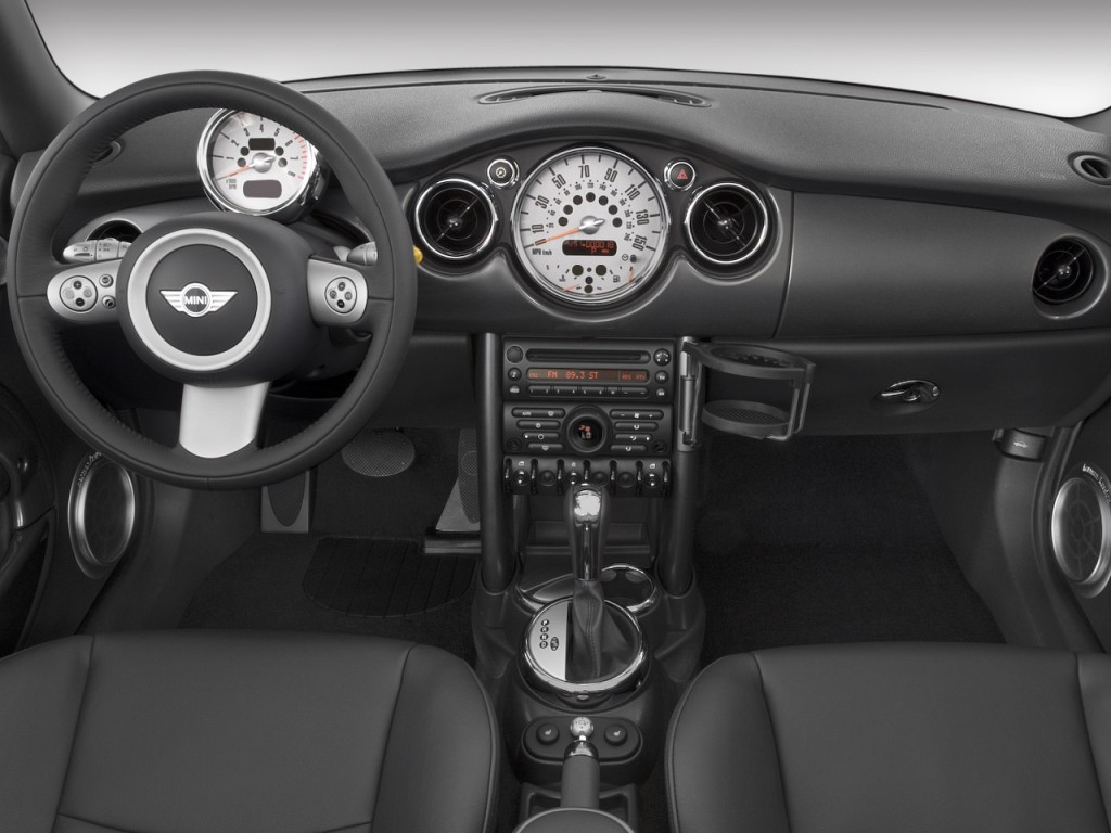Image 2008 Mini Cooper Convertible 2 Door Dashboard Size