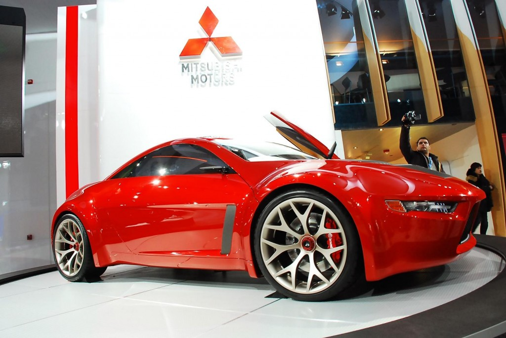 2008 Mitsubishi Concept-RA