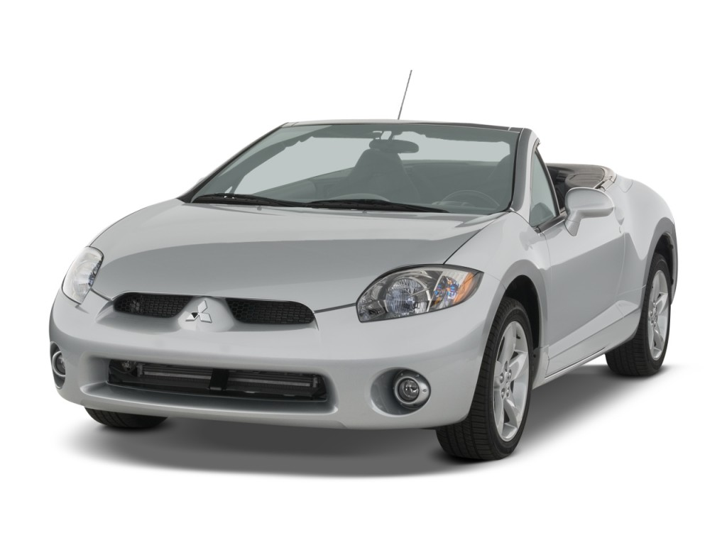 2008 Mitsubishi Eclipse Review Ratings Specs Prices And Photos The Car Connection
