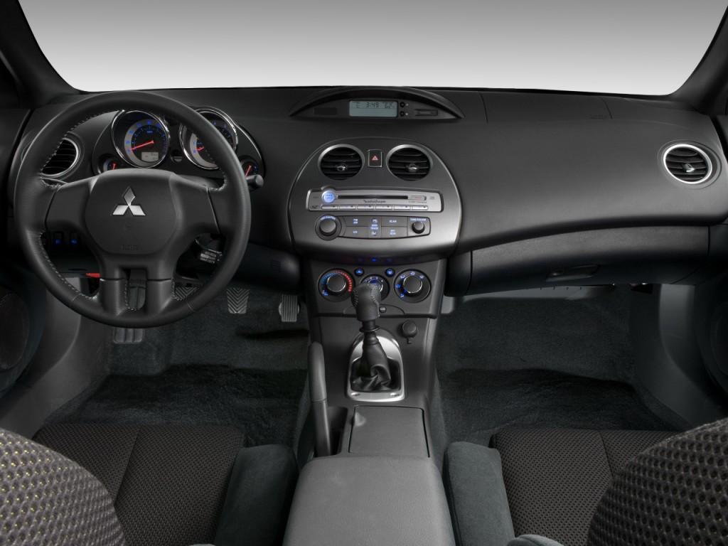 Image 2008 Mitsubishi Eclipse 2 Door Spyder Man Gt Dashboard Size 1024 X 768 Type Gif