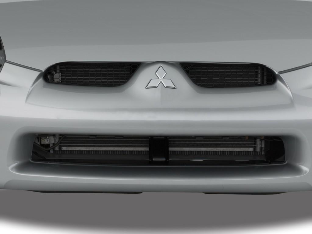 Image 2008 Mitsubishi Eclipse 2 Door Spyder Man Gt Grille
