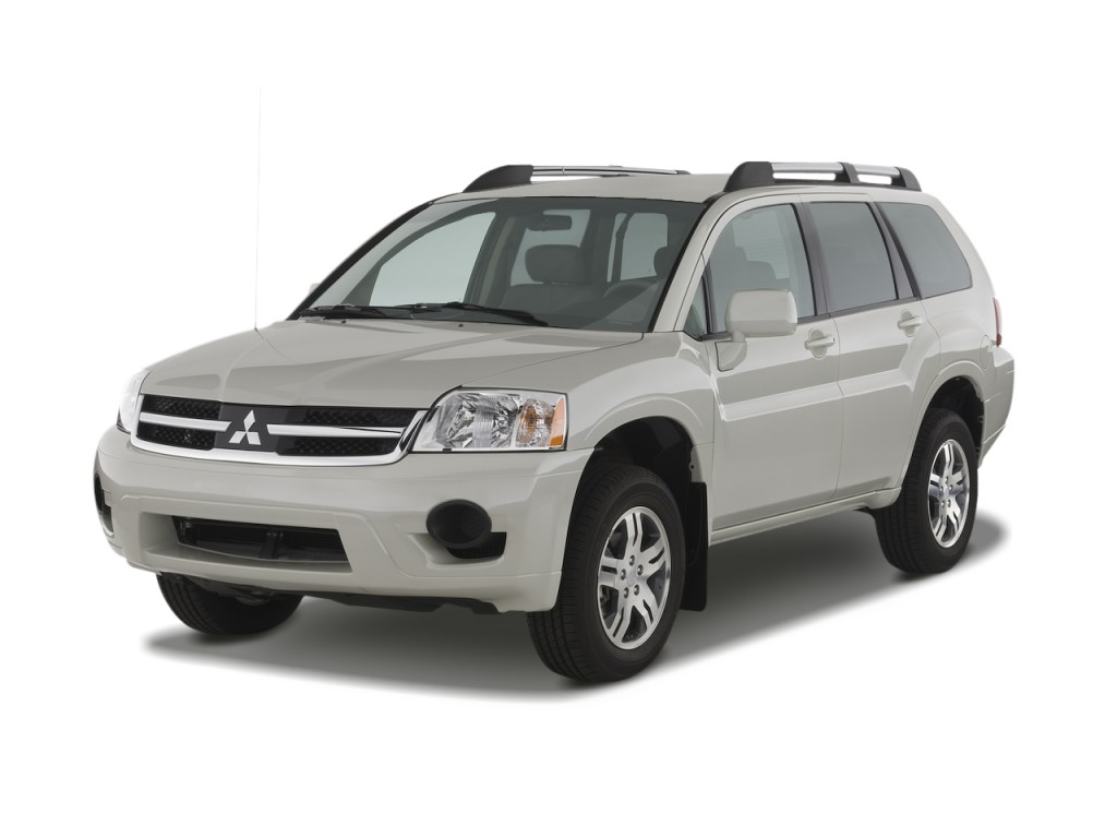 2008 Mitsubishi Endeavor Review Ratings Specs Prices And Photos The Car Connection
