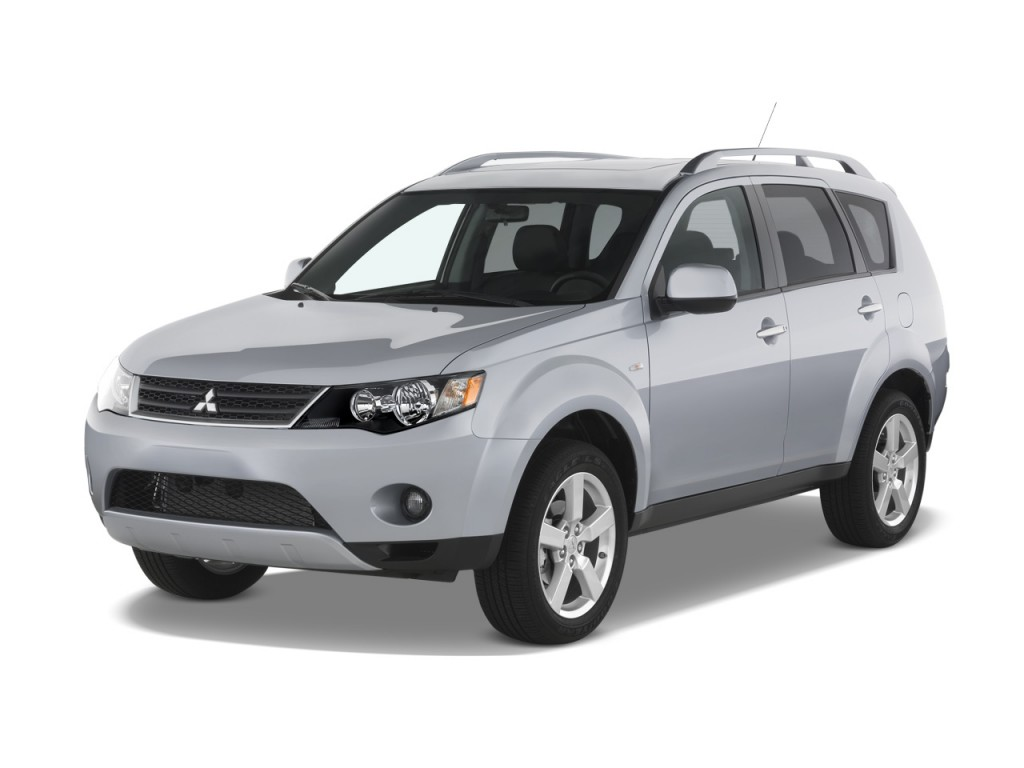 2008 Mitsubishi Outlander Review, Ratings, Specs, Prices