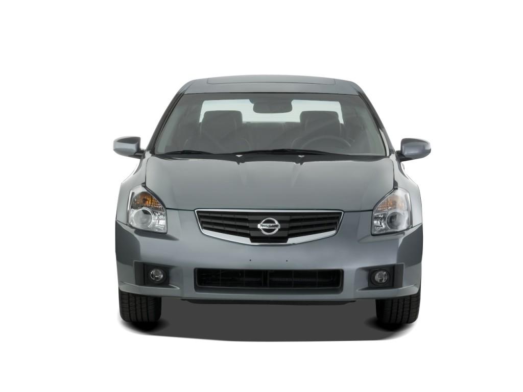 Image 2008 Nissan Maxima 4 Door Sedan Se Front Exterior