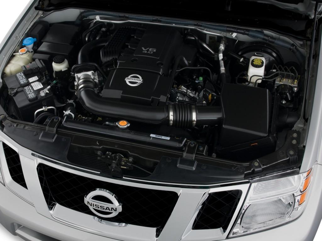 Image 2008 Nissan Pathfinder 2wd 4 Door V6 Se Engine