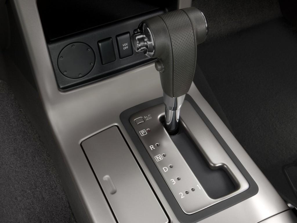 Image 2008 Nissan Pathfinder 2wd 4 Door V6 Se Gear Shift